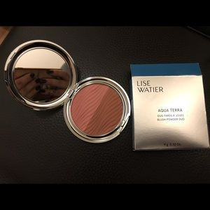 Other - Lise watier duo blush